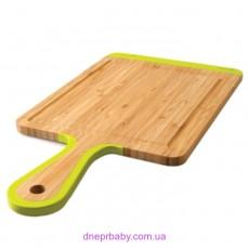 Доска для нарезания бамбуковая, 35,5 х 18 см (Berghoff)