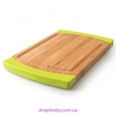 Доска для нарезания бамбуковая, 35 х 23 см (Berghoff)