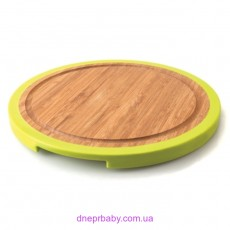 Доска для нарезания круглая, бамбуковая, диам. 25 см (Berghoff)