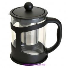 Чайник заварочный для чая, стеклянный, 600 мл (Berghoff)