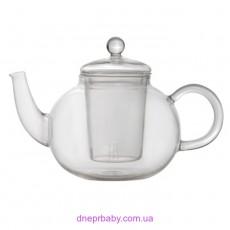 Чайник заварочный стеклянный, 0,6 л (Berghoff)