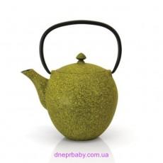 Чайник заварочный чугунный, лаймовый, 1,1 л (Berghoff)