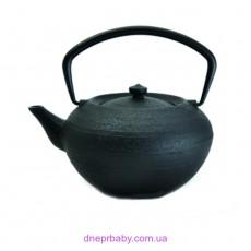 Чайник заварочный чугунный, черный, 1,3 л (Berghoff)