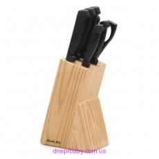 Набор легких ножей в подставке, 6 пр. (Berghoff)