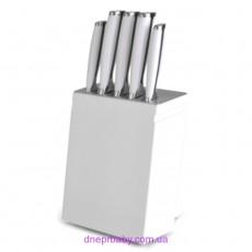 Набор ножей в белой колоде, 6 пр. (Berghoff)