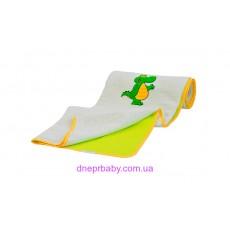 Покрывало Baby 115*145 Крокодильчик (Идея)