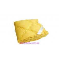 Одеяло Детское 110*140 Комфорт желтое (Идея)