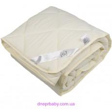 Одеяло Детское 110*140 Комфорт молочное (Идея)