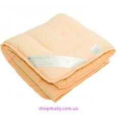Одеяло детское 110*140 Жемчужина персик (Идея)