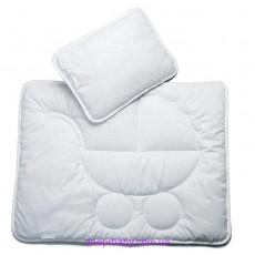 Набор в коляску: одеяло и подушка (Идея)