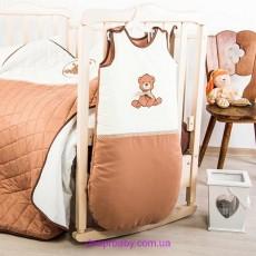 Спальный мешок Baby 50*90 Мишка (Идея)