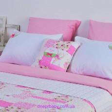 Подушка декоративная 45*45 Роза (Идея)