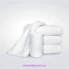 Полотенце Софт 70*140 белый (Идея)