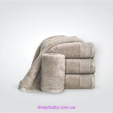 Полотенце Софт 70*140 серый (Идея)