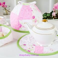 Грелка для чайника роза (Идея)