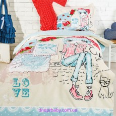 Комплект постельного Clarise (Идея)