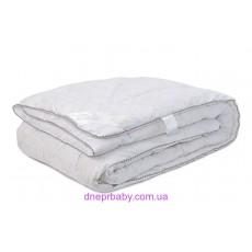 Одеяло летнее 200*220 Лебяжий пух (Идея)